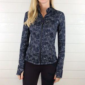 Lululemon athletica Define Jacket Purple Black 4